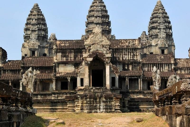 Angkor Wat Temple Guide