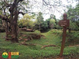Ak Yum Temple Sign