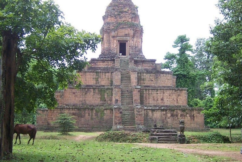 Baksei Chamkrong Temple Guide
