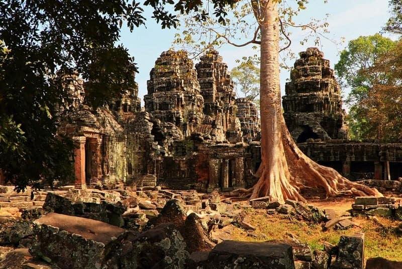 Banteay Kdei Temple Guide