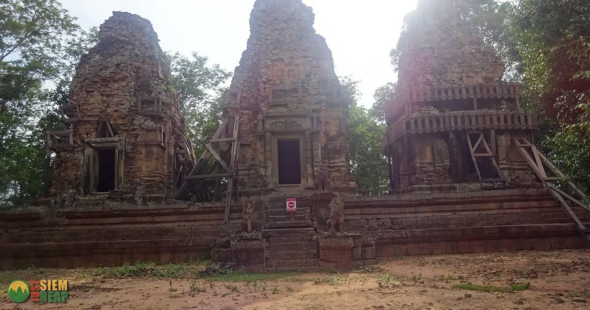 Bat Chum Temple Guide - Off the Beaten Track - Just Siem Reap