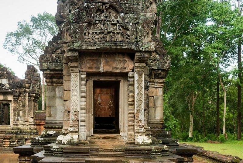 Chau Say Tevoda Temple Guide
