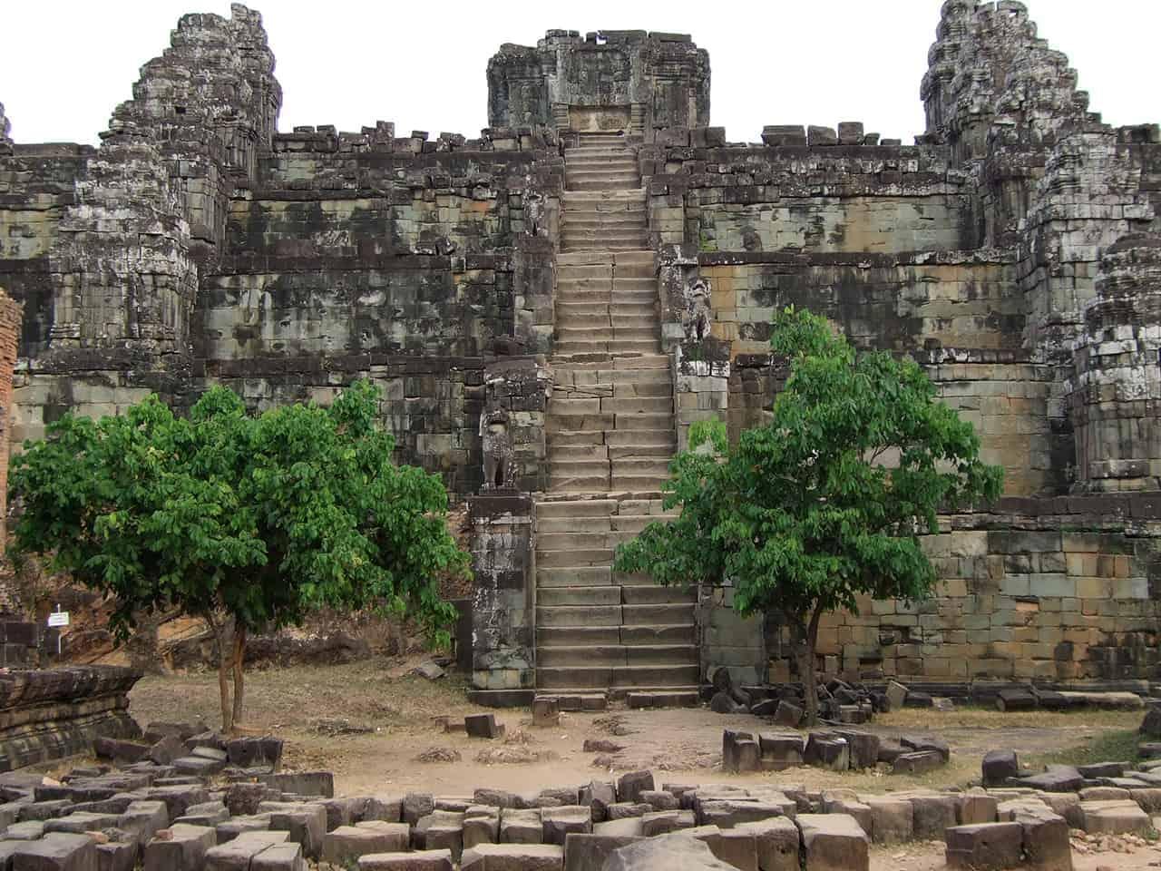 Phnom Bakheng | World Monuments Fund  |Phnom Bakheng Temple