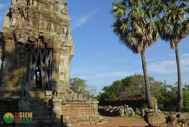 Phnom Krom Temple Guide