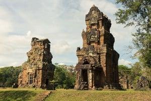 Prasat Suor Prat Temple