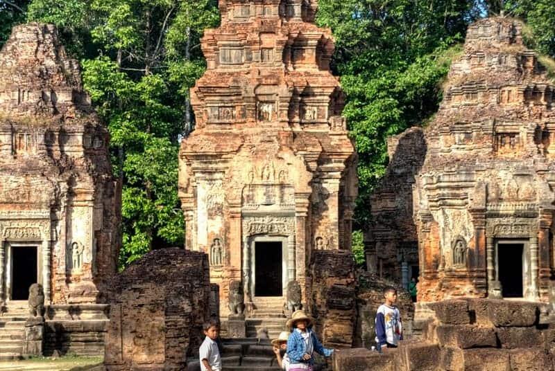 Preah Ko Temple Guide