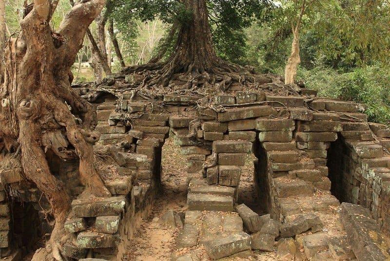 Spean Thma Temple Guide