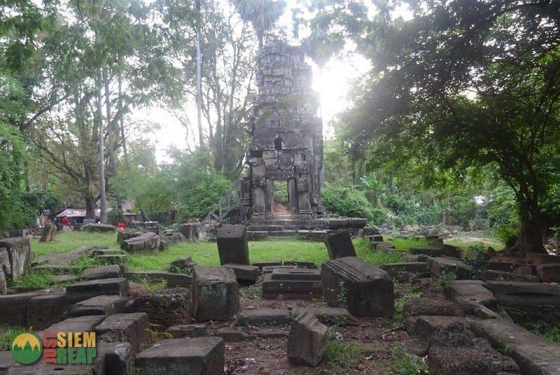 Ta Prohm Kel Temple Guide