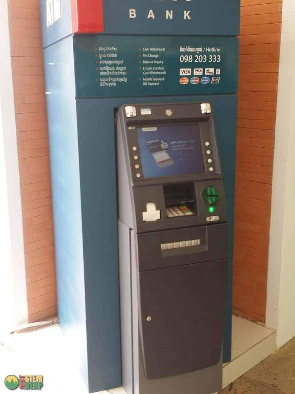 ABA Bank ATM
