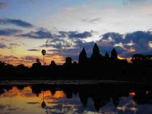 Angkor Wat Sunset Tour