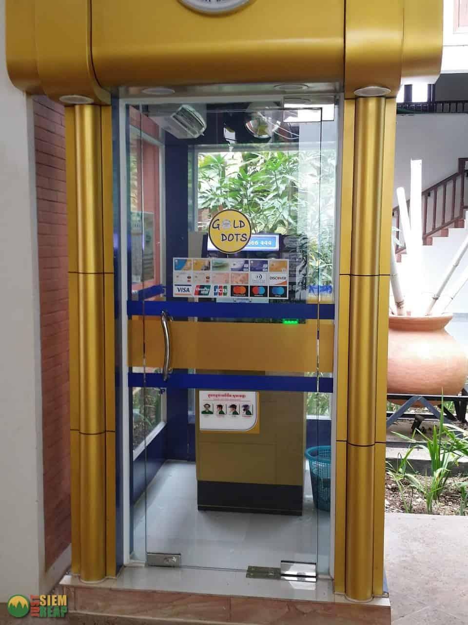 Gold Dots ATM