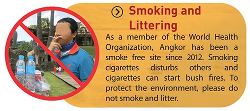 Smoking & Littering