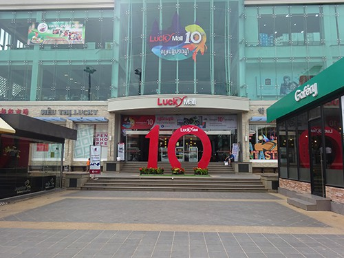 Lucky Mall Siem Reap