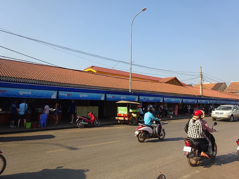 Old Market - Phsar Chas