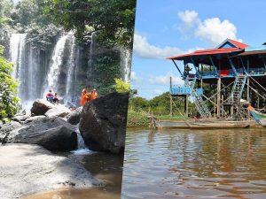Phnom Kulej and Kampong Phluk Tour