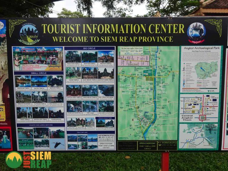 Tourist Information Board