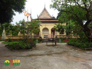Wat Damnak Pagoda
